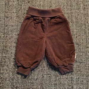 H&M harem style chocolate brown cords size…